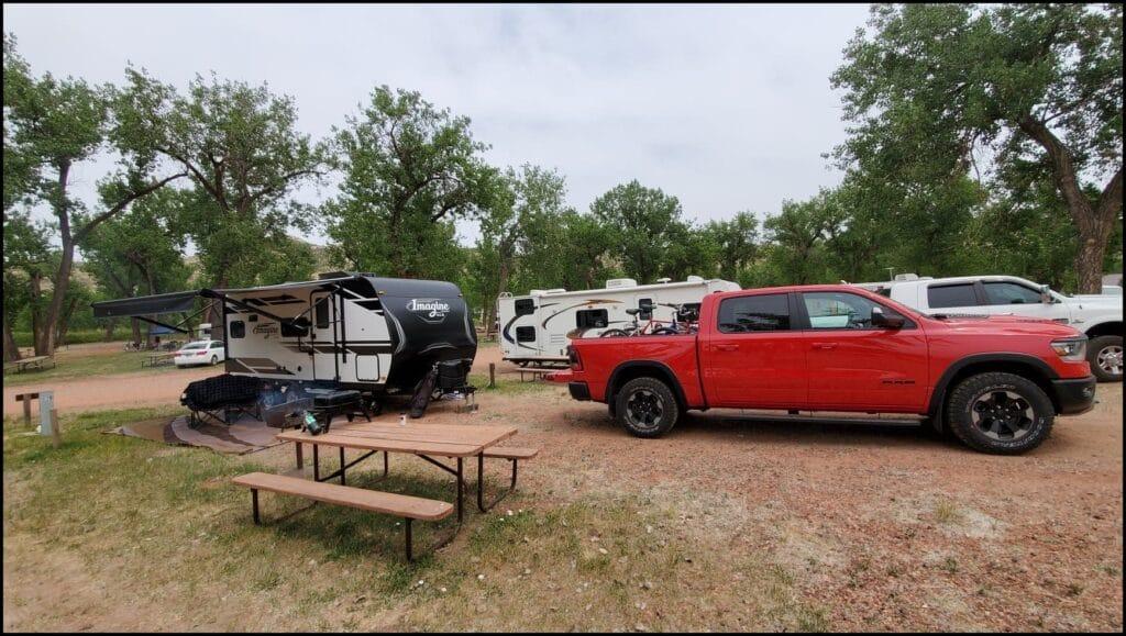 Medora Campground