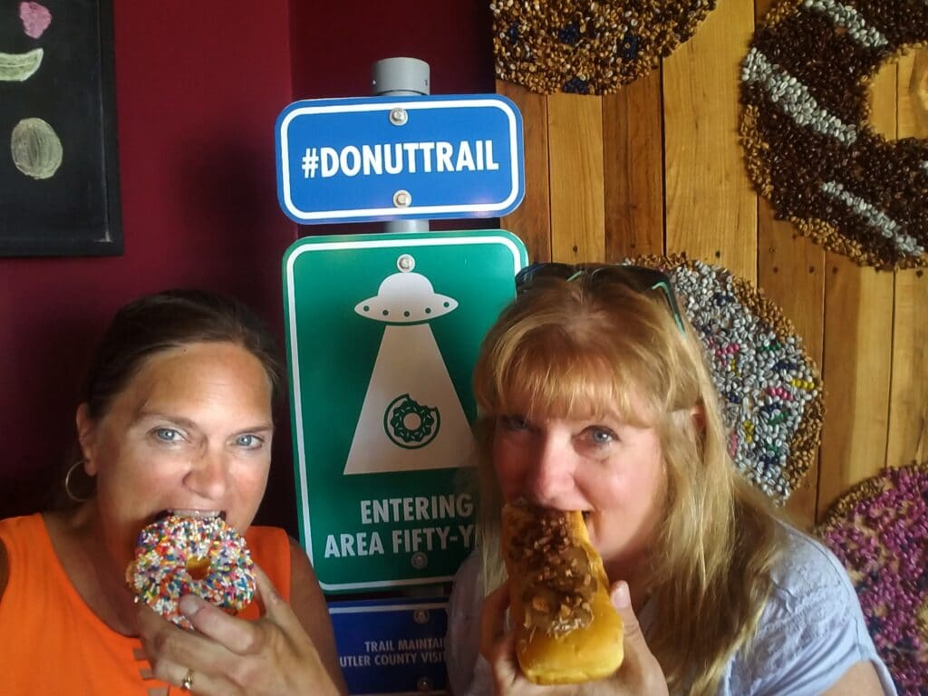Donut Trail Butler County Ohio