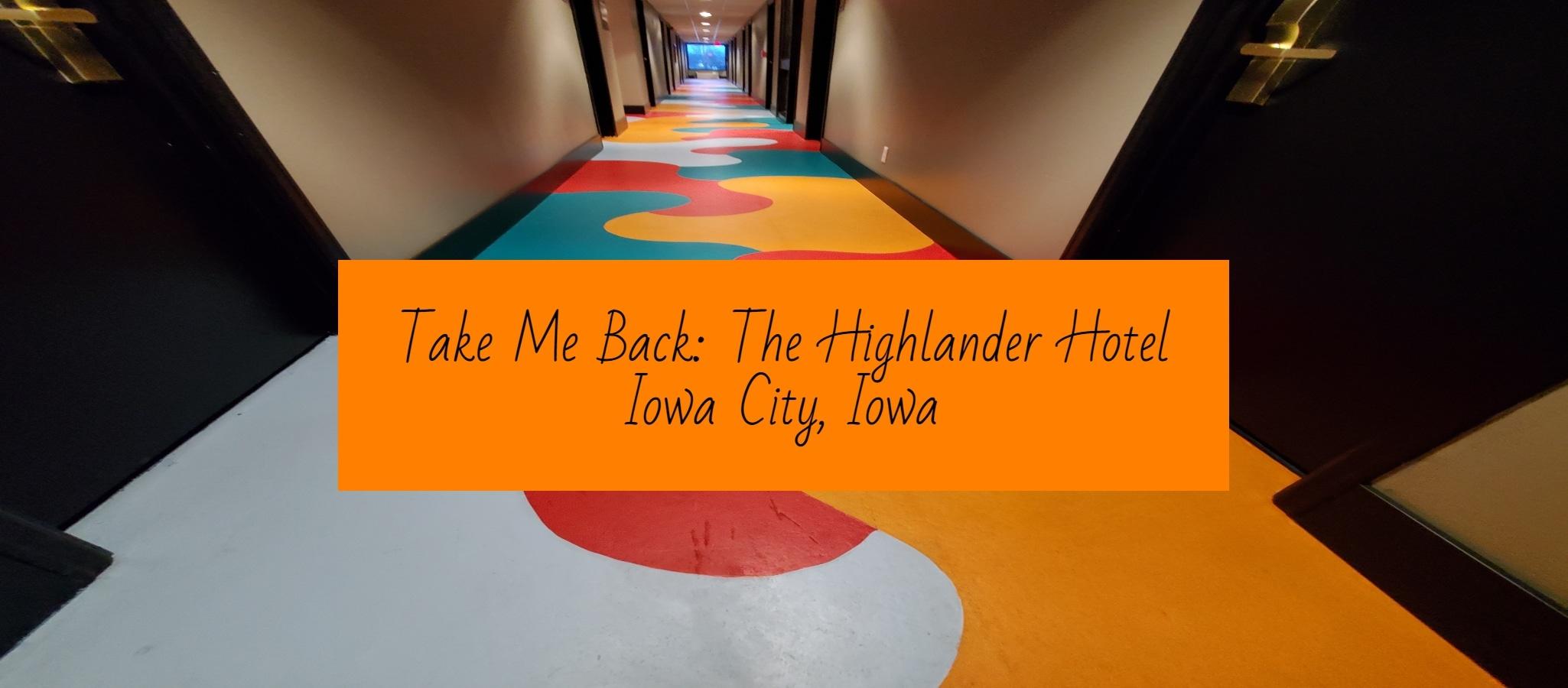 Iowa City Hotel