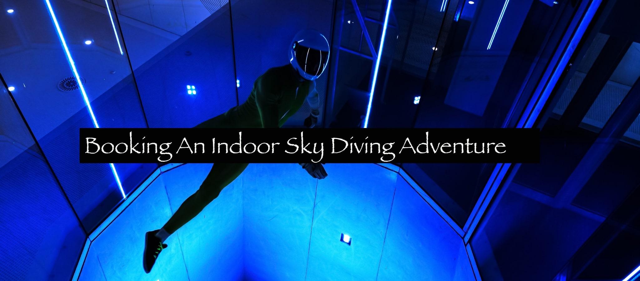 Indoor Dive