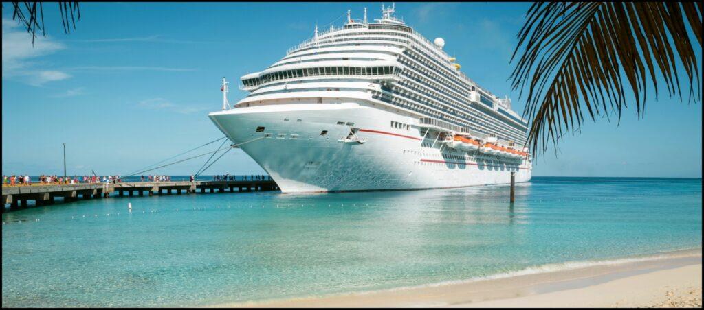 cruise ship luxury vacation