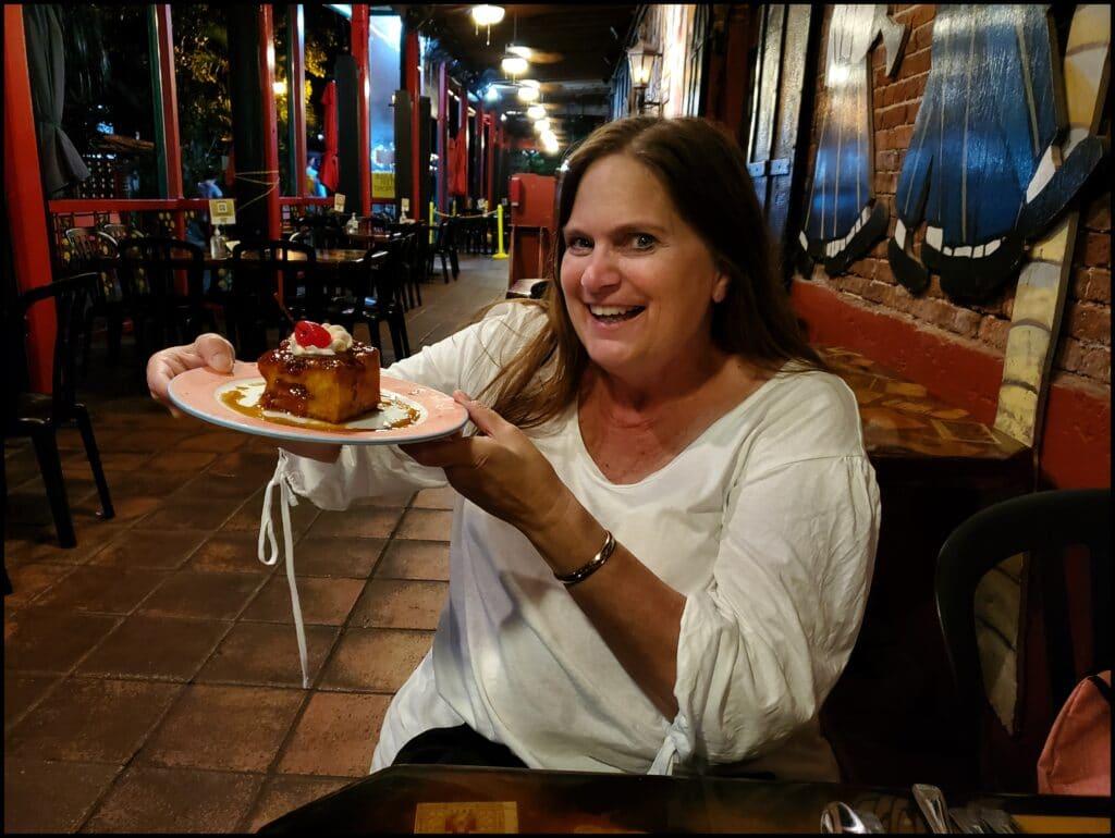 guava bread pudding incredible florida keys