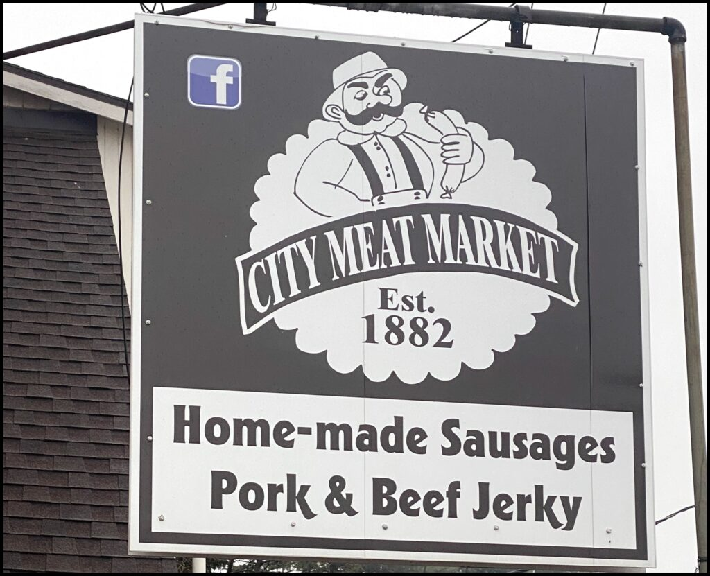 Allamakee County meat market