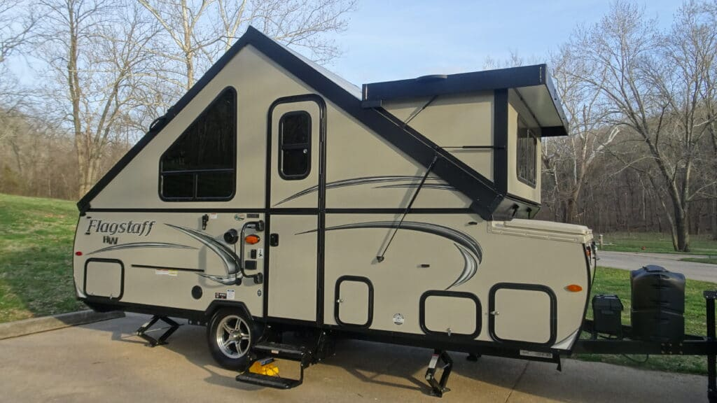 Camping Trailer pros and cons of campers