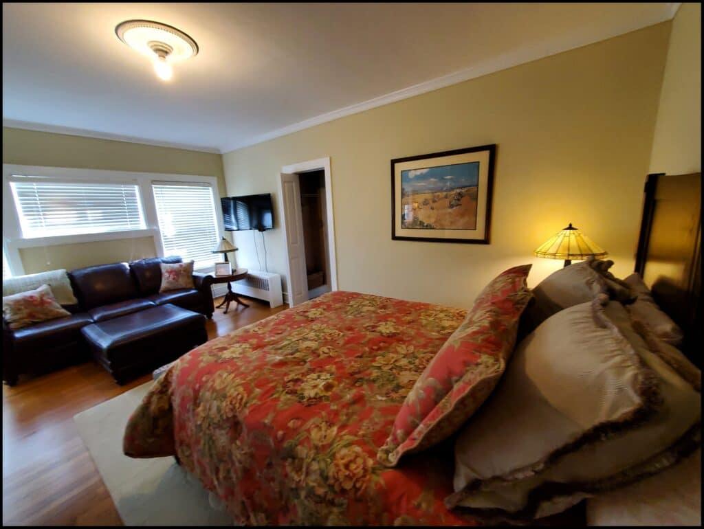 Engle House Bedroom
