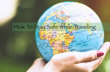 Safe while traveling