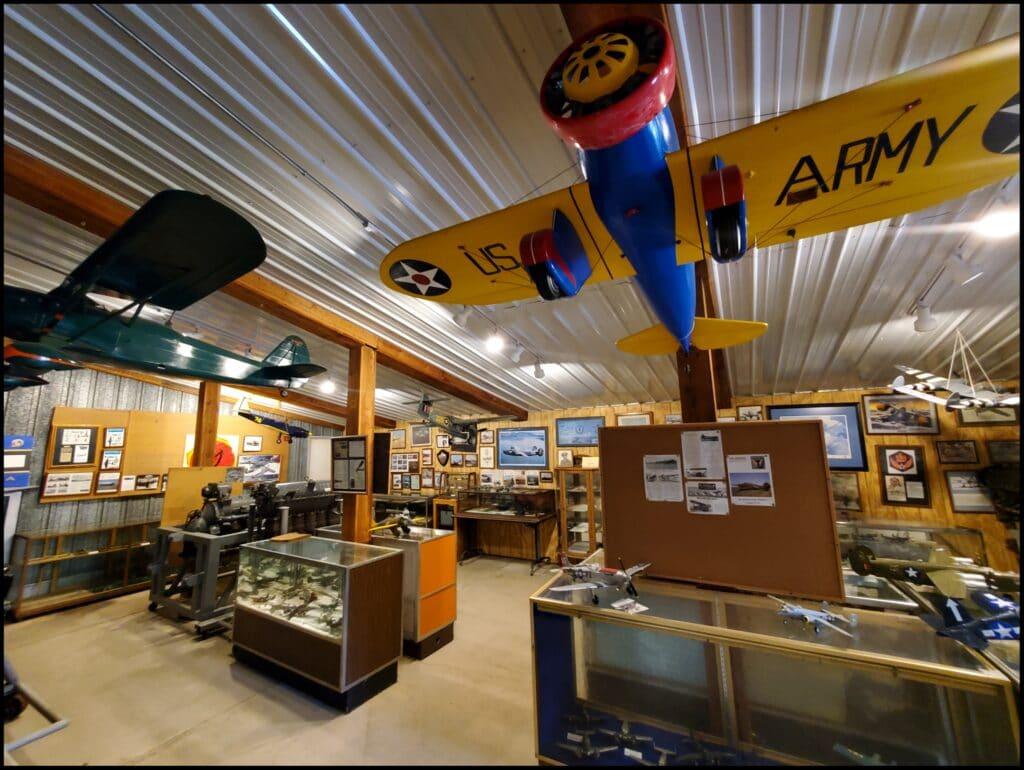 airplane museum Iowa Iowa's Scenic Byways
