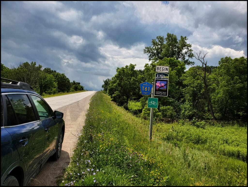 Iowa Scenic Byway