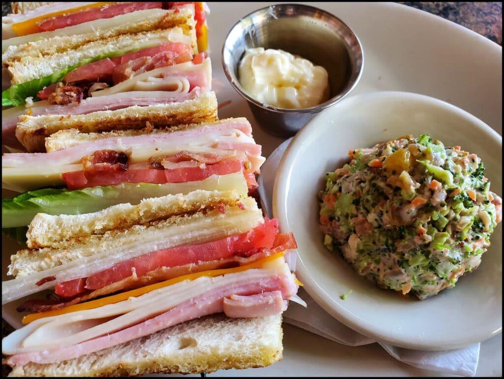 Club Sandwich Champaign Illinois